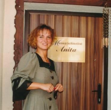 25 Jahre Massagepraxis Anita